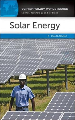 Solar Energy: A Reference Handbook (Contemporary World Issues)