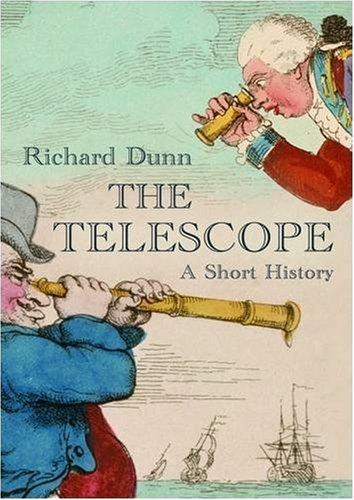 [Book] The Telescope: A Short History R.A.R