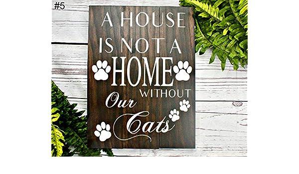 Enid18Bru - Regalo para Amante de los Gatos, Ideal para Regalar a la Madre o Novia, Regalo de cumpleaños, Regalo para el Amante de los Gatos: Amazon.es: ...