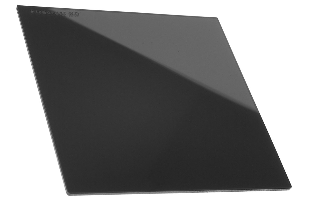 Firecrest ND 150x150mm (6''x6'') Neutral Density 2.7 (9 Stops) filter for Lee SW150 compatible with all 150mm holders