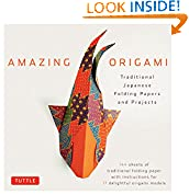#9: Amazing Origami Kit: Traditional Japanese Folding Papers and Projects [144 Origami Papers with Book, 17 Projects]