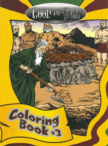 Good and Evil Coloring Book #3