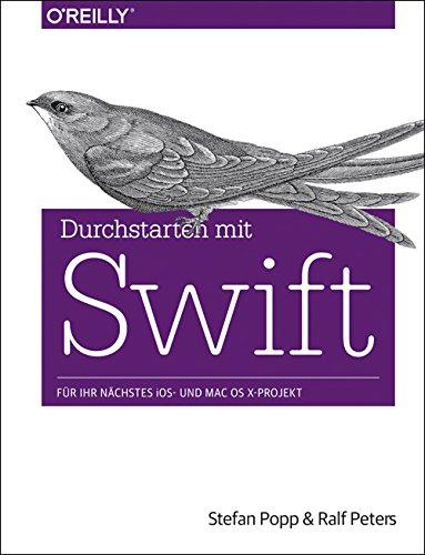 Cover Durchstarten mit Swift
