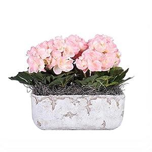 Vickerman F12226 Pink Begonia Everyday Floral 9