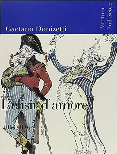 L'Elisir D'Amore pdf, epub ebook