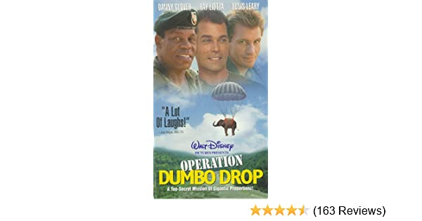 Amazon.com: Operation Dumbo Drop [VHS]: Danny Glover, Ray Liotta, Denis Leary, Doug E. Doug, Corin Nemec, Dinh Thien Le, Tchéky Karyo, Hoang Ly, ...