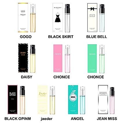 Sexy Femenina Parfum Mujeres Perfume con pheromonen Black Falda ...