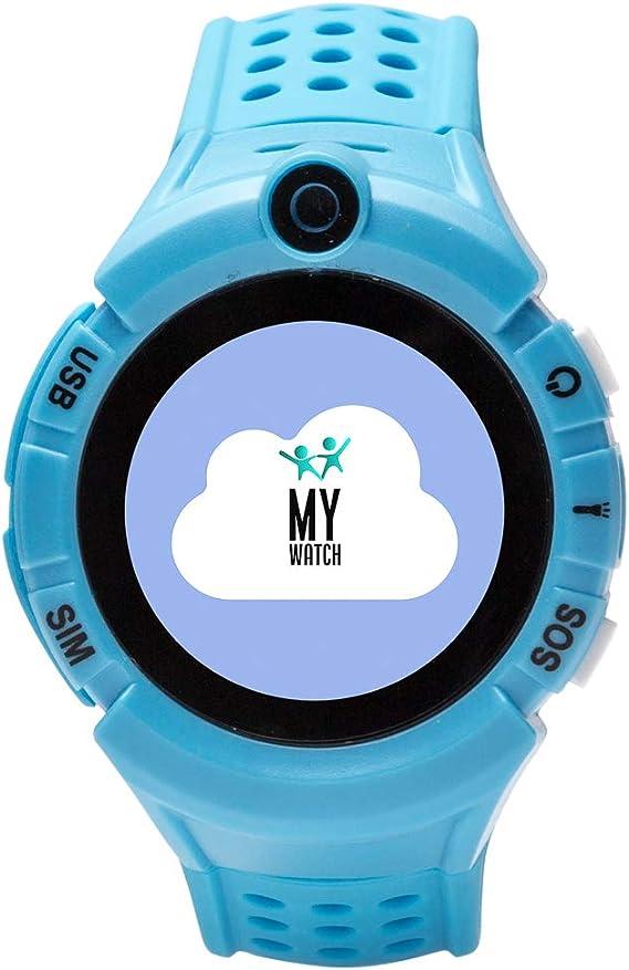 Smartwatch Niño - Reloj Inteligente con Localizador GPS Niños ...