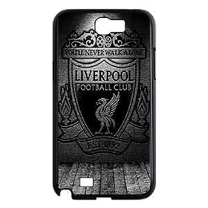 Samsung Galaxy Note 2 N7100 Phone Case Liverpool Logo F5Q7123