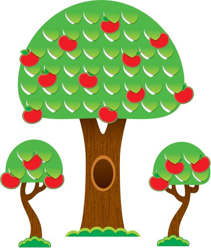 Carson Dellosa Tree Bulletin Board Set (110136)