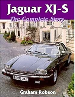 jaguar xjs the complete story
