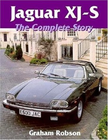 Jaguar XJS: The Complete Story