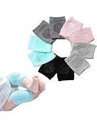 Baby Crawling Anti-Slip Knee, Unisex Baby Toddlers...