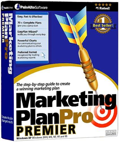 Marketing Plan Pro Premier 6.0