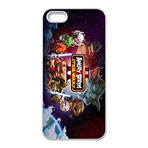 iPhone 4 4s Cell Phone Case White Angry Birds Starwars BVY Phone Cases Australia