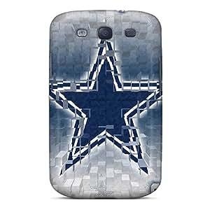 Hot GYZ1979fnho Case Cover Protector For Galaxy S3- Dallas Cowboys