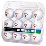 LinksWalker NCAA Texas Longhorns - Dozen Golf Balls