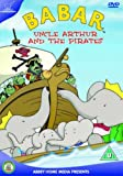 Babar: Uncle Arthur And The Pirates [DVD]