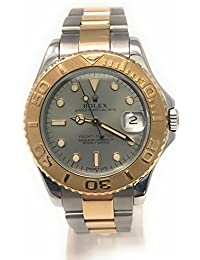 Yacht-Master swiss-automatic womens Watch 68623 (Certified Pre-owned)