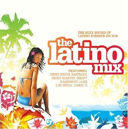 Various Artists - The Latino Mix