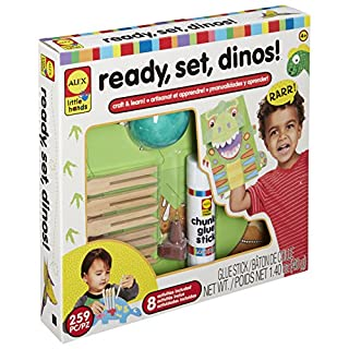 ALEX Toys Little Hands Ready Set Dinos (B01DU1CKEO) | Amazon price tracker / tracking, Amazon price history charts, Amazon price watches, Amazon price drop alerts