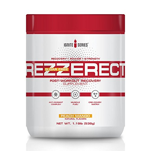 Complete Nutrition Ignite Series Rezzerect Post-Workout Recovery Supplement (Peach Mango)