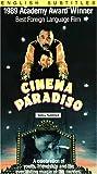 Cinema Paradiso [VHS] [Import]