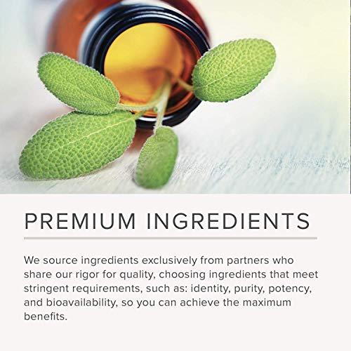 Integrative Therapeutics - Liquid Calcium Magnesium, 2:1 Ca/Mg Ratio - Bioavailable Mineral Forms - Orange Vanilla Flavor - 16 fl oz