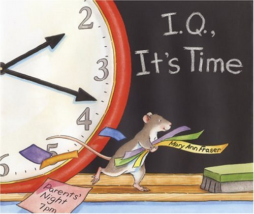 Download I.Q., It's Time ebook