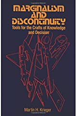 Marginalism and Discontinuity: Tools for the Crafts of Knowledge and Decision (Mathematics; 215) Hardcover