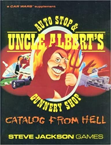 Uncle Albert's Catalog from Hell: A Complete Catalog and Design Book
