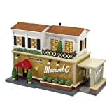 Department 56 Christmas in the City Village The Macambo Lit House