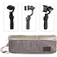 NXDA Fashion Carrying Bag Handbag for OSMO OSMO Mobile OSMO Mobile 2 Handheld Gimbal (Gray)