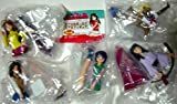Movic Love Hina Girls realistic figure all five