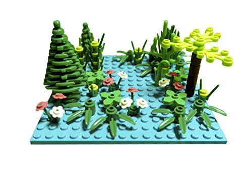 LEGO Nature Park and Trail Plant Pack (Lego Duplo Tray compare prices)