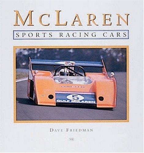 McLaren Sports Racing Cars PDF