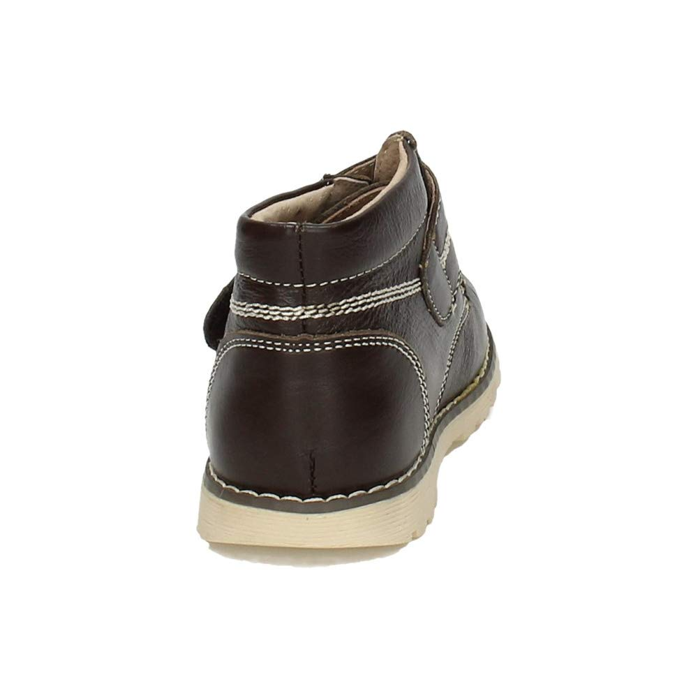 12 Botas Piel Niño Zapatos Na834b Botitas 3 Botines Bonino HWIY2E9D