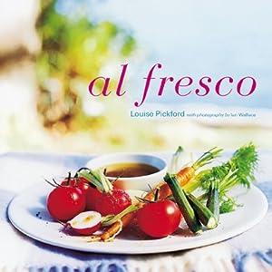 Al Fresco Louise Pickford and Ian Wallace
