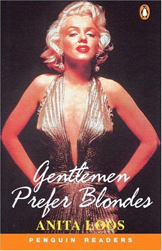 Gentlemen Prefer Blondes (Penguin Readers, Level 2)