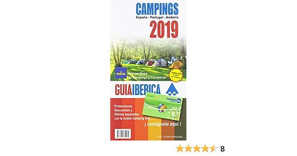 Guía Ibérica Campings 2019 España - Portugal - Andorra: Amazon.es: Ocitur, Ocitur: Libros