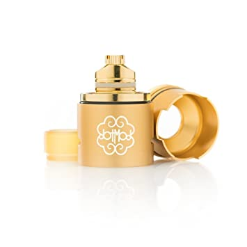 Dotmod dotRDA 24mm RDA Atomiser (Gold): Amazon co uk: Health