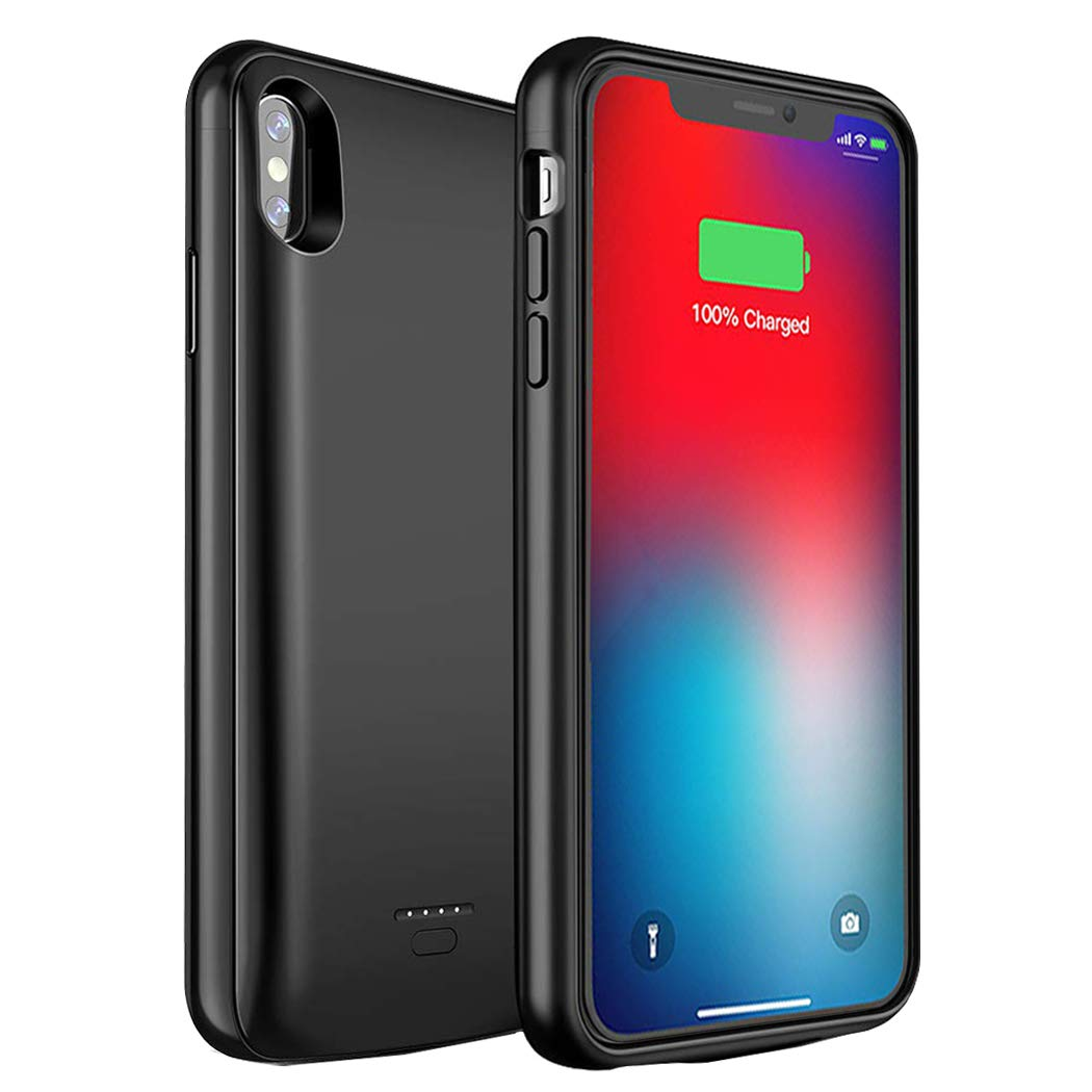 Funda Con Bateria de 5000mah para Apple Iphone Xs Max EUHAN [7HX1FLYS]