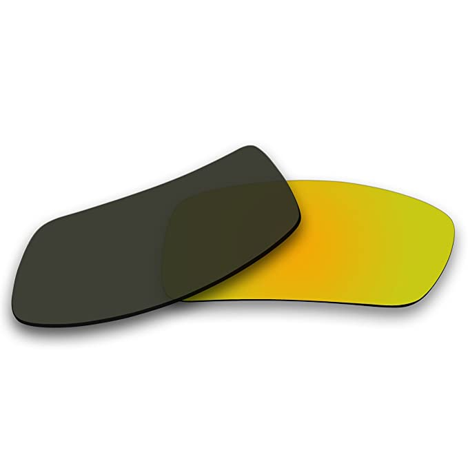 Repuesto oro lentes polarizadas para Oakley Gascan gafas de sol: Amazon.es: Deportes y aire libre