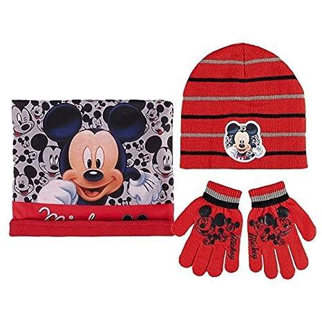 Disney Topolino 2200-1562 Set 3 Pezzi 93b884fe009e