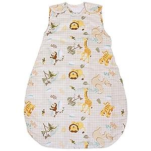 Baby Sleeping Bag Safari, 1 TOG Summer Model (Medium (10-24 mos))