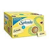 SPLENDA No Calorie Sweetener Value Pack, 1000 Count, 3 lb