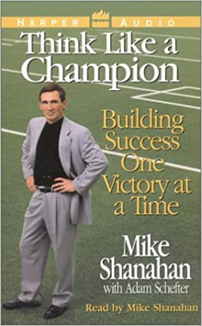 Book Title: Think LIke A Champion