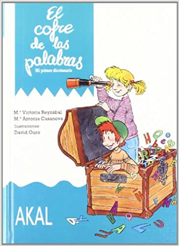 El cofre de las palabras (Educación infantil): Amazon.es: María Antonia Casanova, María Victoria Reyzábal: Libros