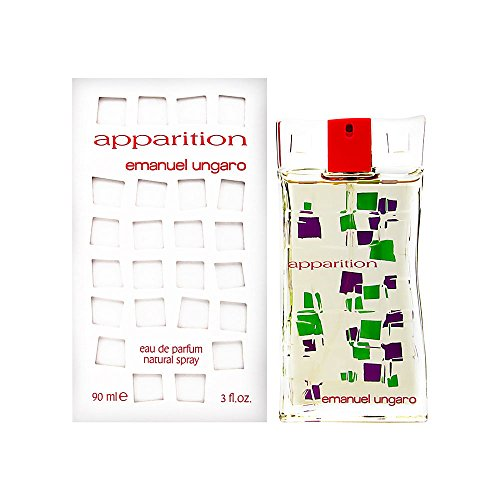 (Apparition by Emanuel Ungaro for Women 3.0 oz Eau de Parfum Spray)