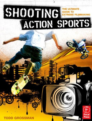 [PDF] Shooting Action Sports: The Ultimate Guide to Extreme Filmmaking Free Download | Publisher : Focal Press | Category : Others | ISBN 10 : 0240809564 | ISBN 13 : 9780240809564